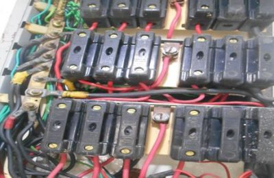 The main switchboard and other Installations is still using HRC  fuses for its protections which is not complies with Tonga current Electrical Regulations (AS/NZS 3000:2007).